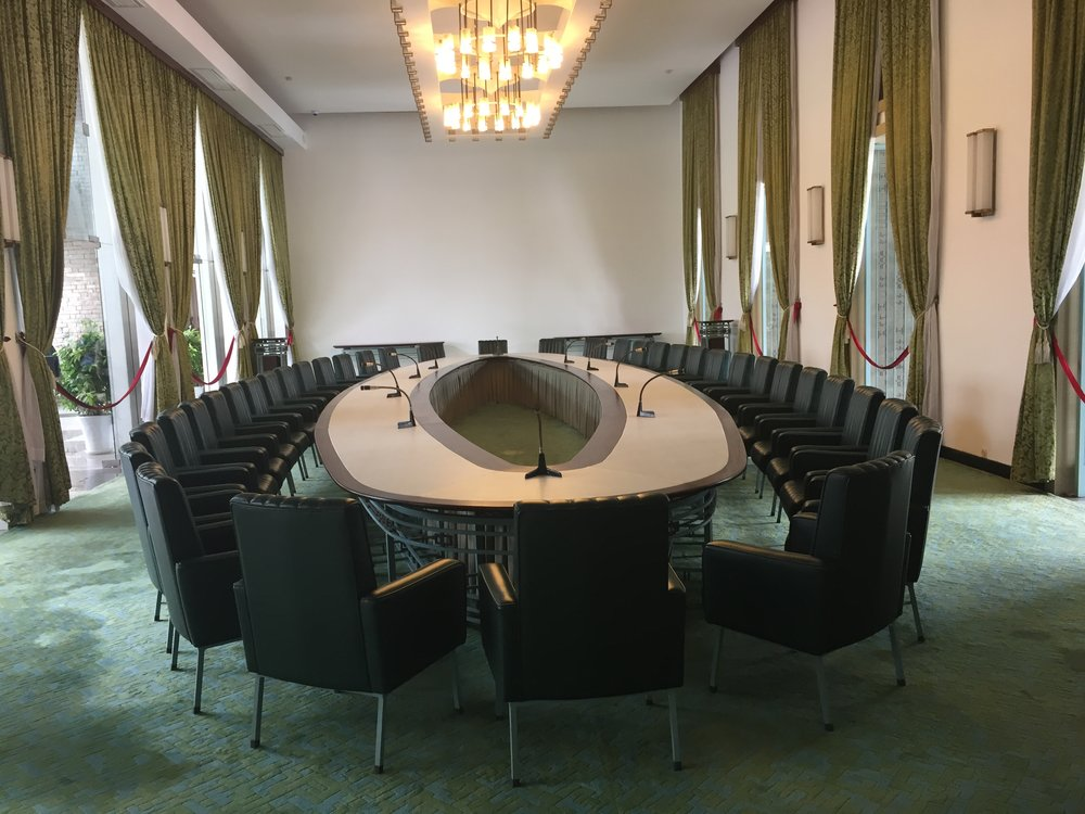Presidential Palace Cabinet Room