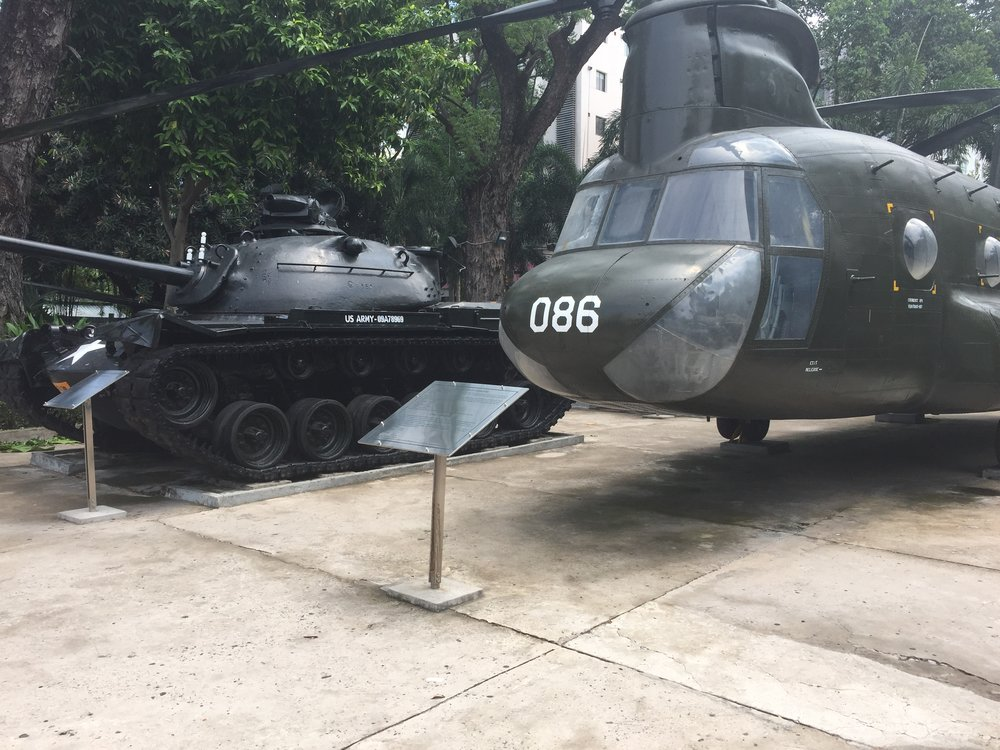 Saigon War Remnants Museum