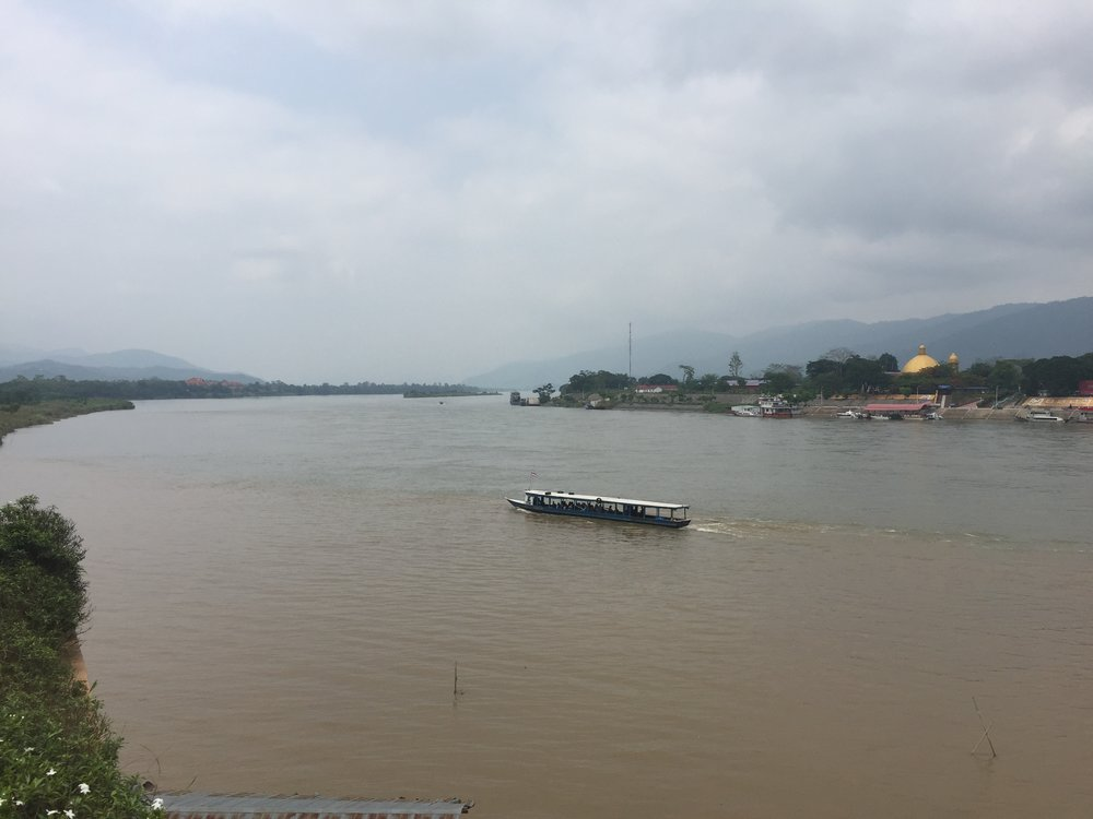 Golden Triangle: where the rivers meet