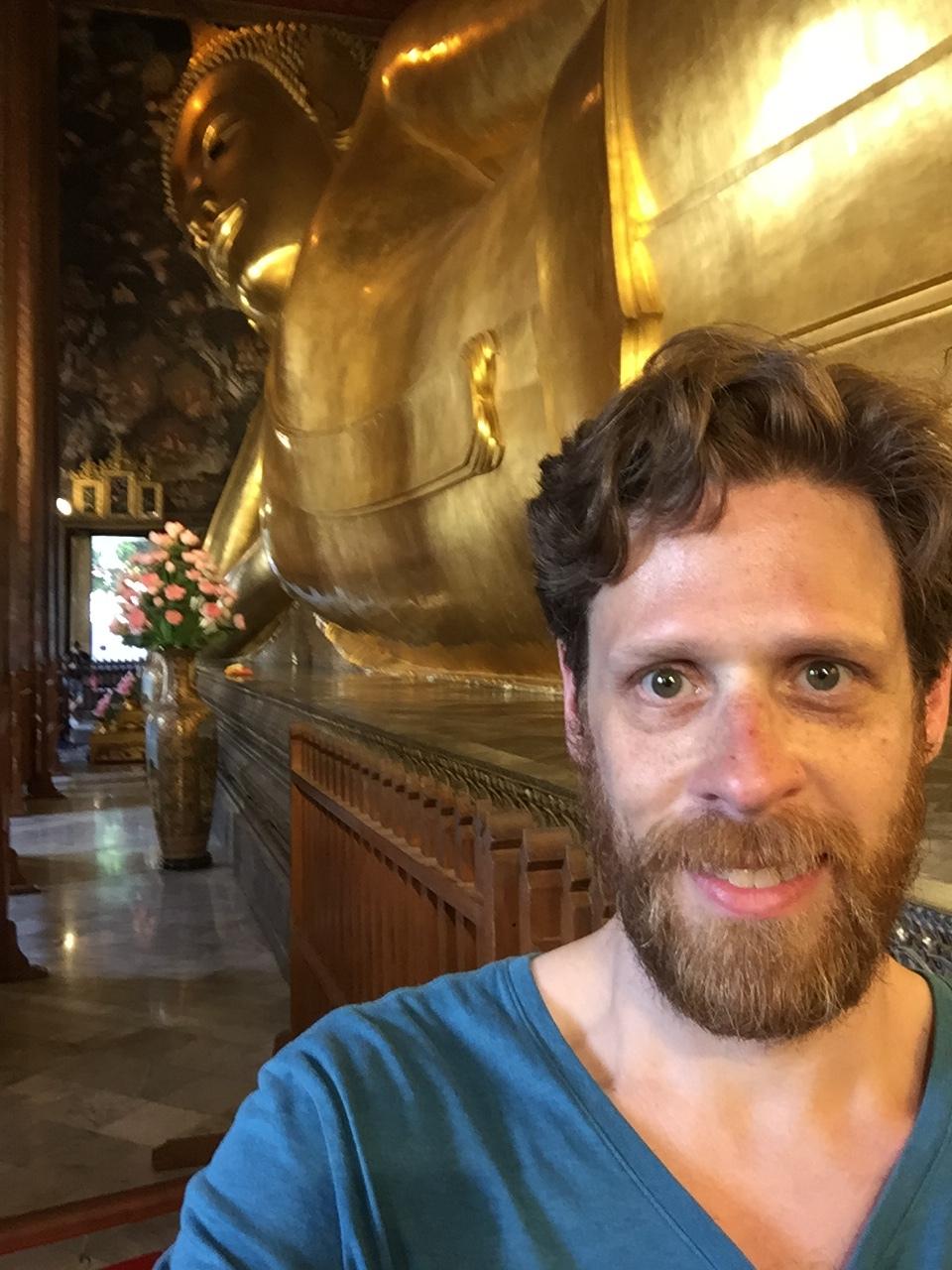 Krung Thep: Reclining Buddha