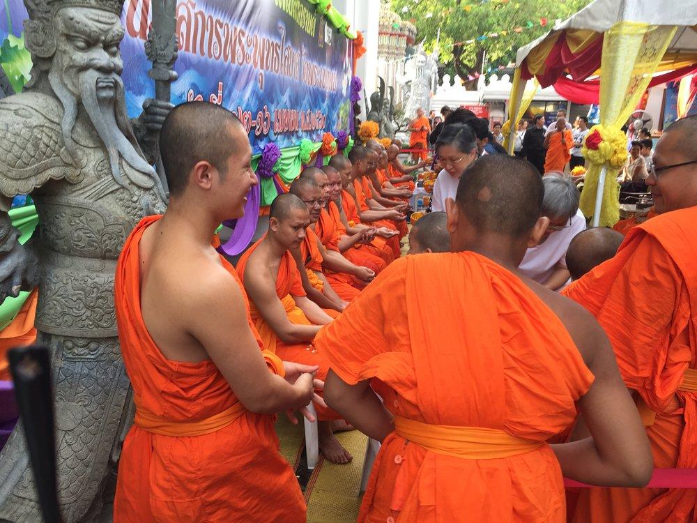 Krung Thep: Songkran 2017