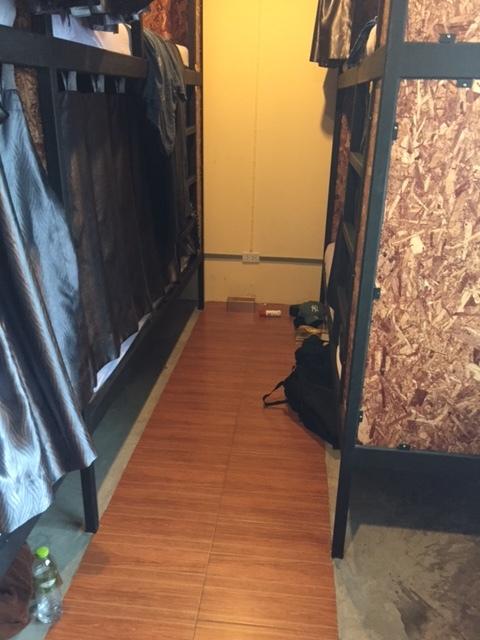 Krung Thep: hostile about hostels