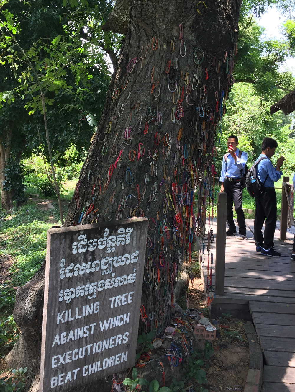 Phnom Penh: Killing Fields