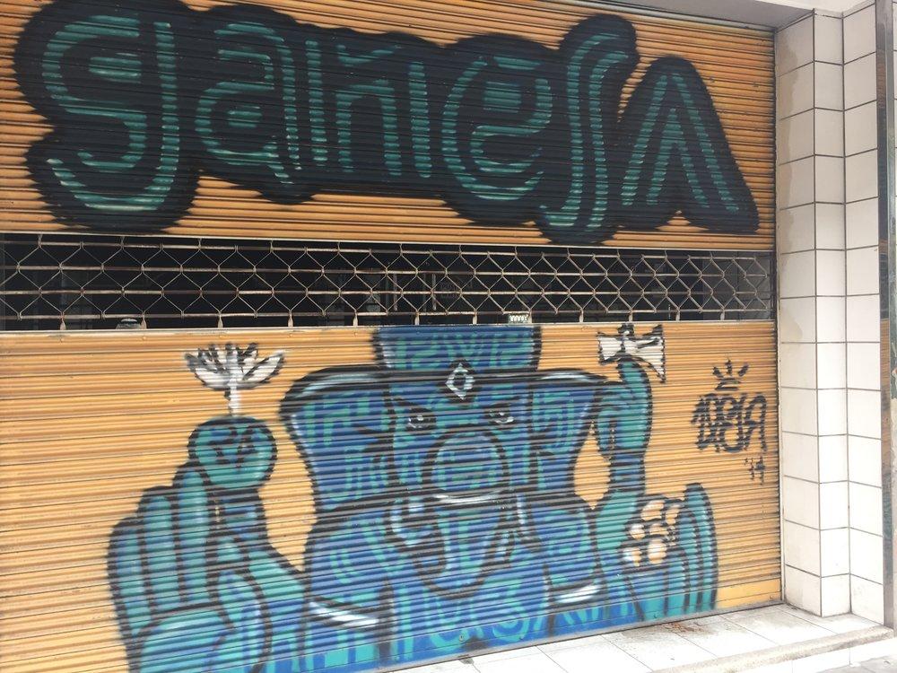Krung Thep: street art