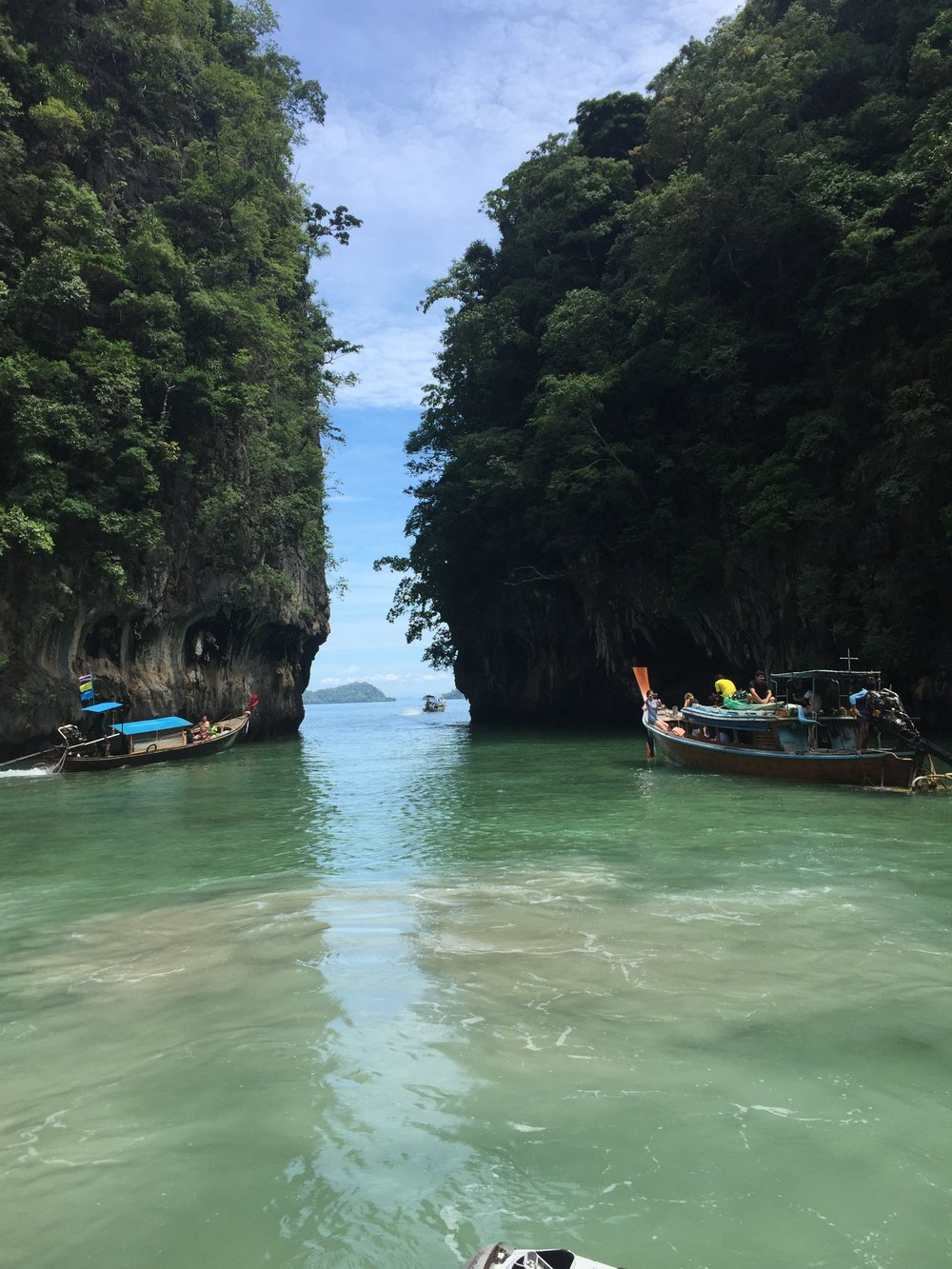 Krabi: Hong islands