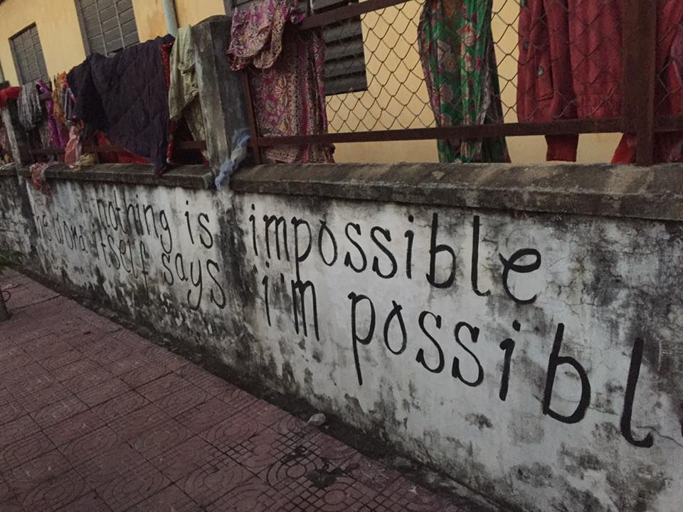 Kampot: nothing is impossible