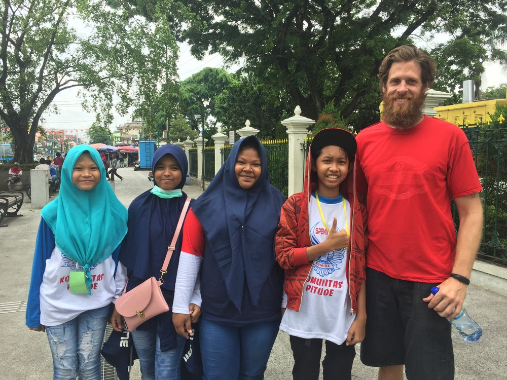 Yogyakarta: I love the smiles and styles