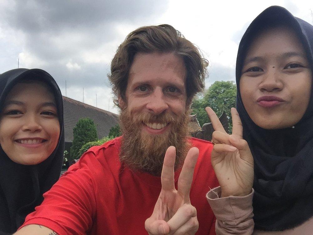 Yogyakarta: peace