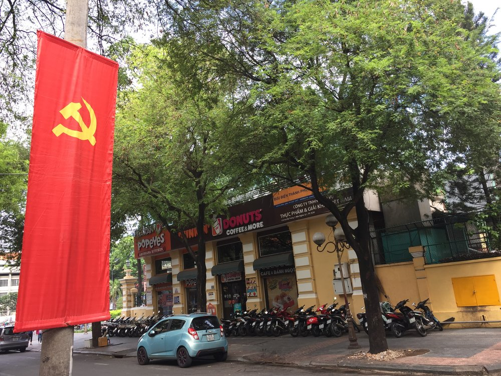 If Communism can have Popeye's...