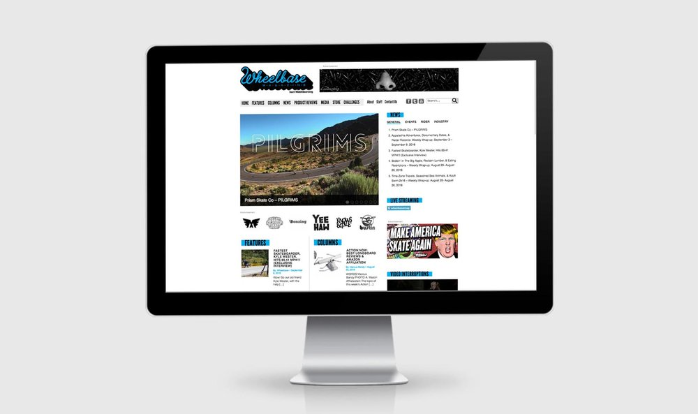 Wheelbase Homepage