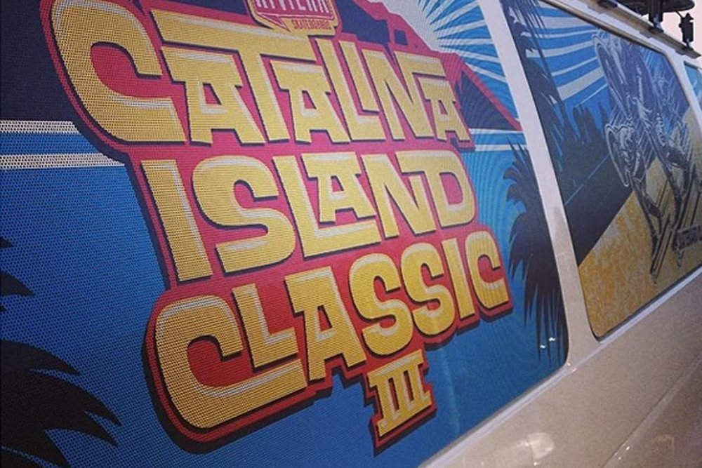 Catalina Island Classic Branding + Art Direction & Design + Project Management