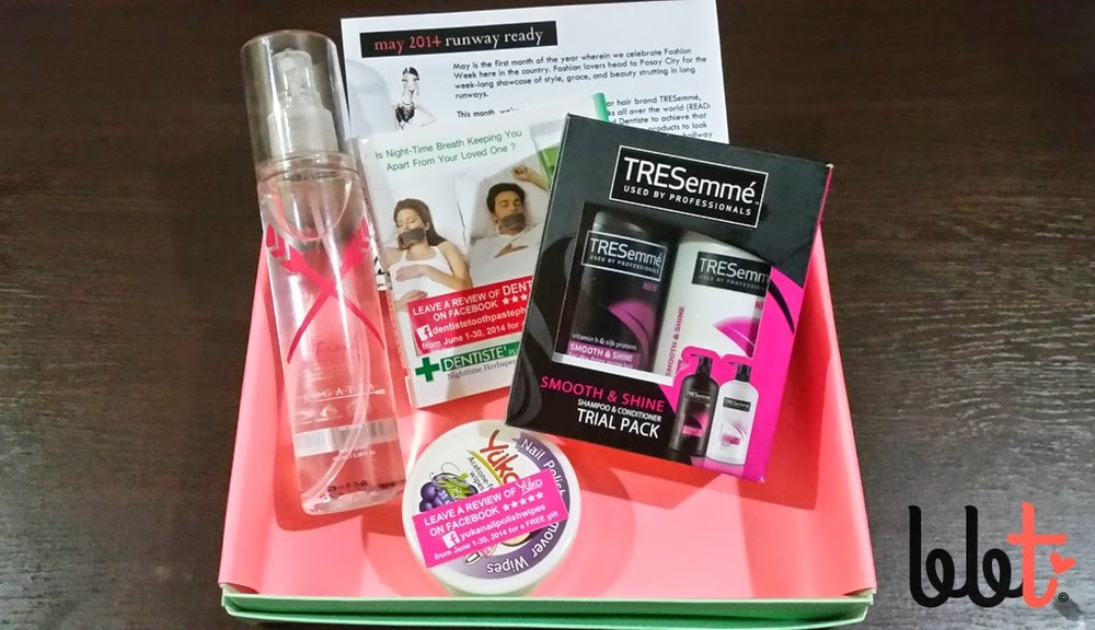 may 2014 saladbox unboxing review