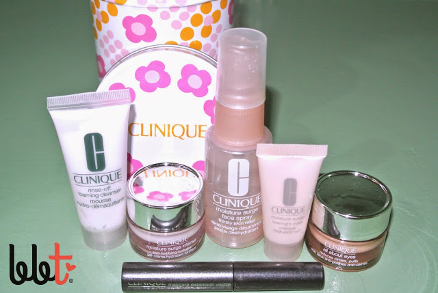 Clinique Moisture Surge (for very dry to dry)