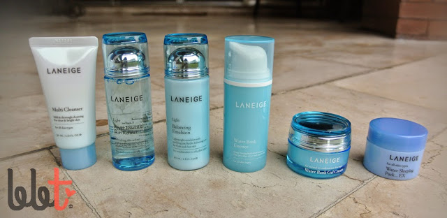 Laneige Essential Care Trial Set (Light, for oily)