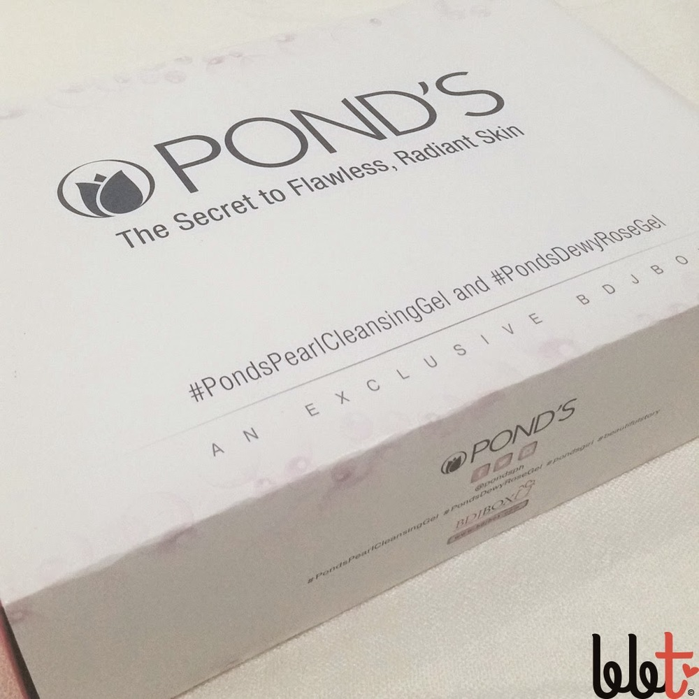 march 2015 bdj box ponds exclusive unboxing review