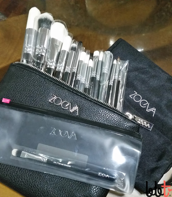 zoeva luxe complete set 15 pcs review