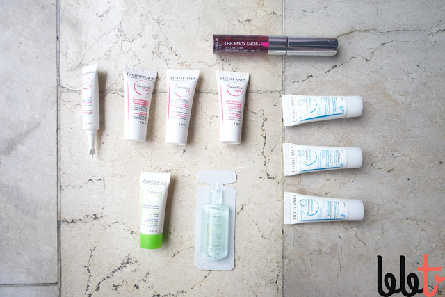 june 2015 bdj box bioderma unboxing