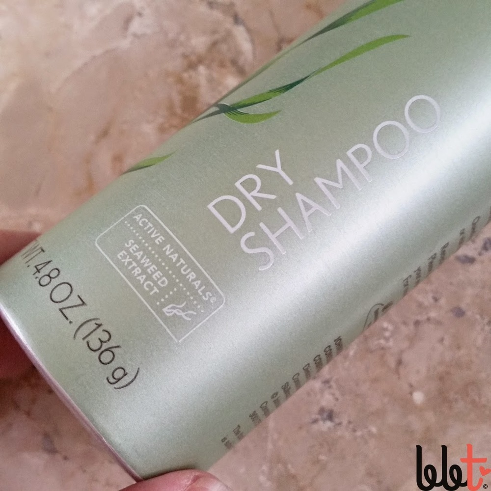 aveeno dry shampoo review