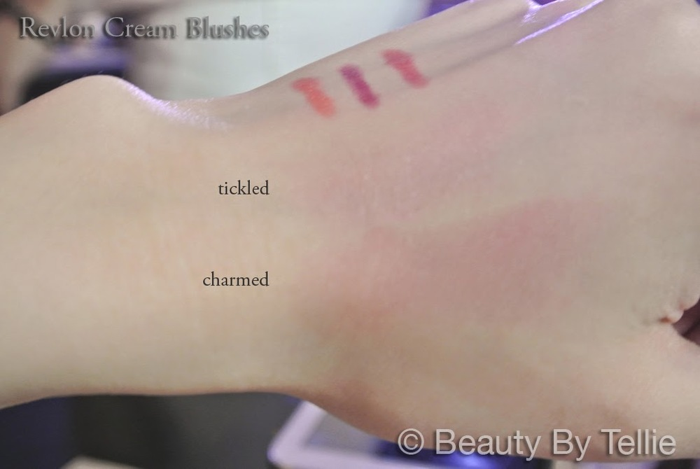 revlon cream blush swatches
