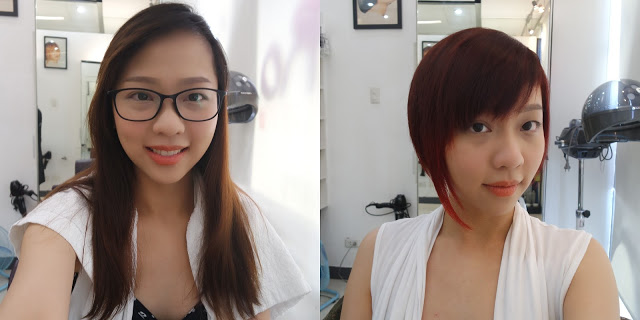 before after juro salon exclusif