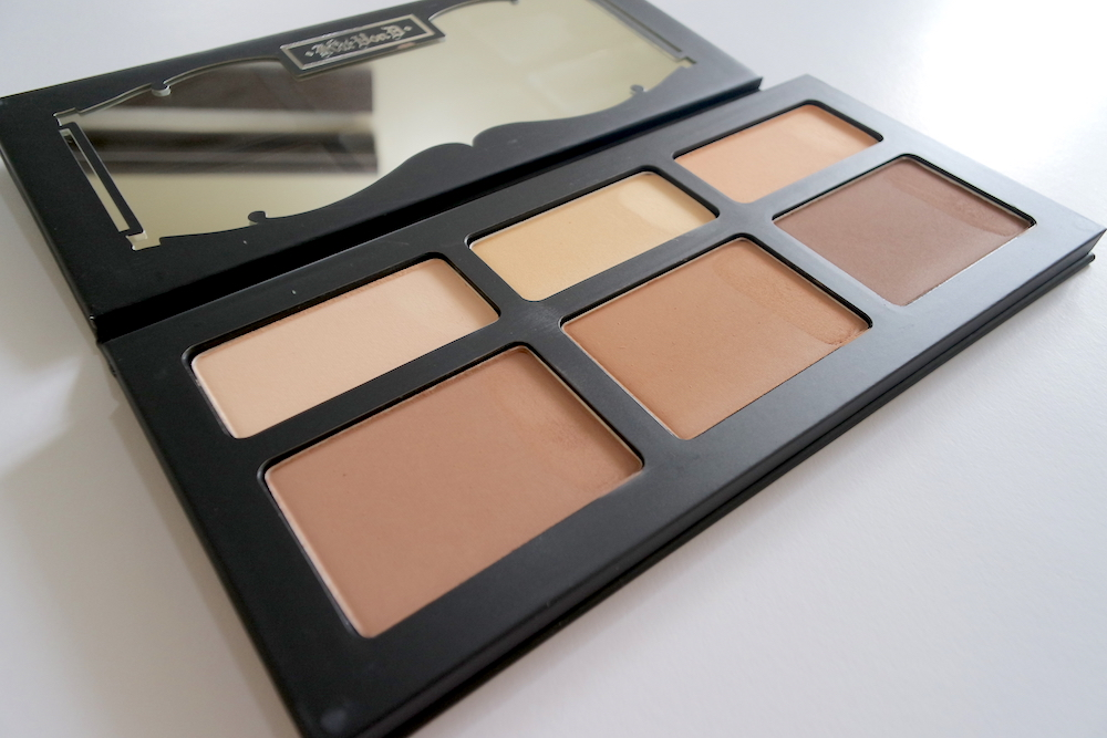 Kat Von D Shade and Light Contour Palette / PHP 2812