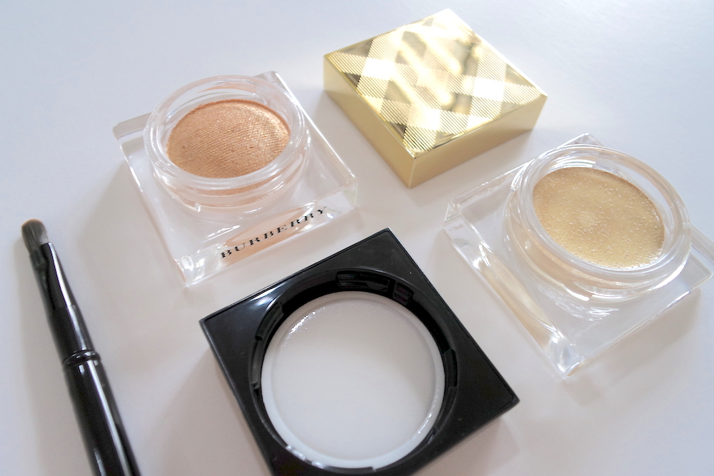 Burberry Beauty Eye Colour Cream in 96 Sheer Gold, PHP 1675 / 3.6g and Gold Touch Limited Edition 2016, PHP 2149 / 3ml