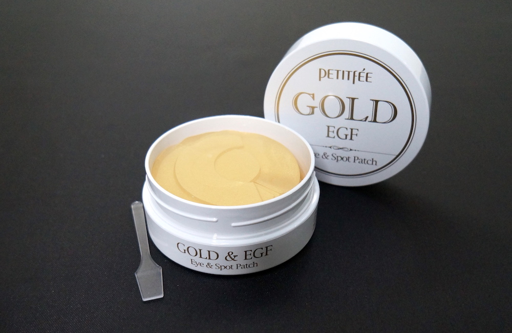 petitfee gold and egf eye and spot patch