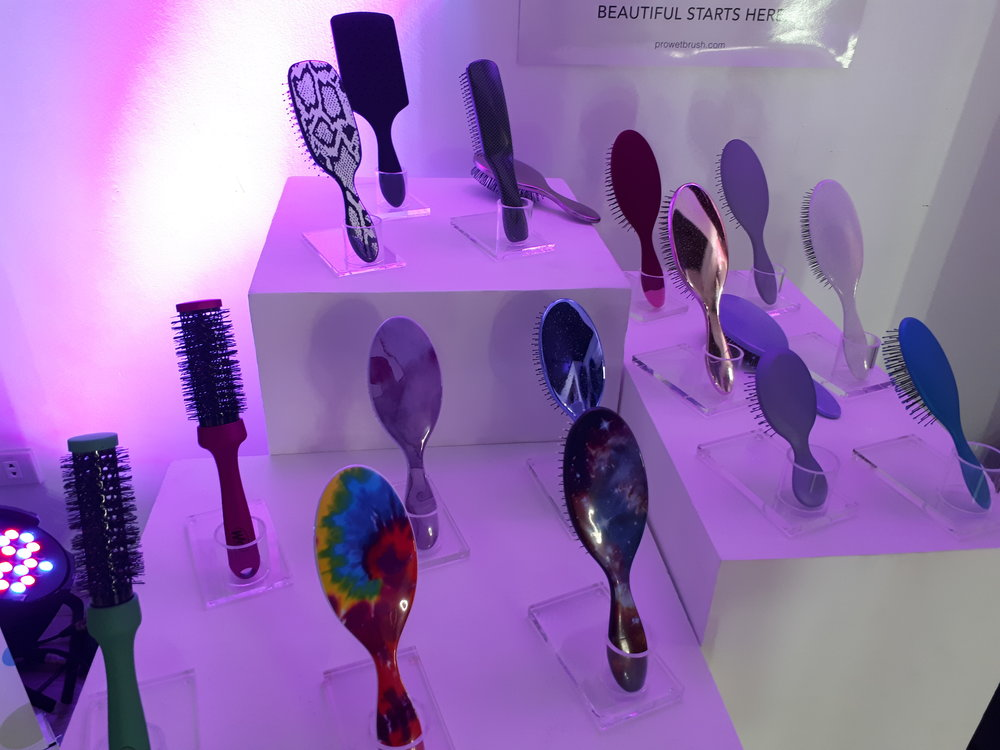 wet brush designs