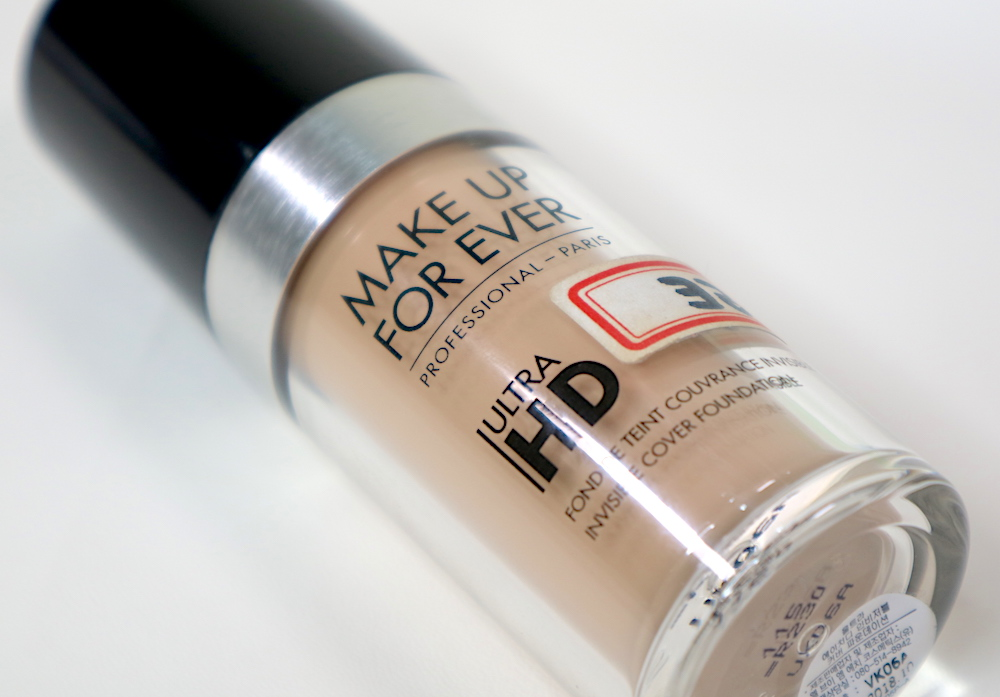 make up for ever ultra hd liquid foundation r230