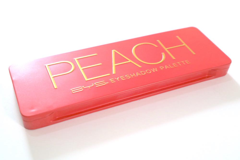 bys peach palette