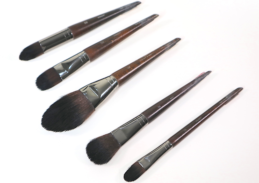 make up for ever face brushes