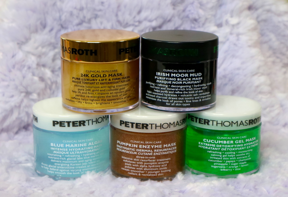 peter thomas roth 6-piece mask kit