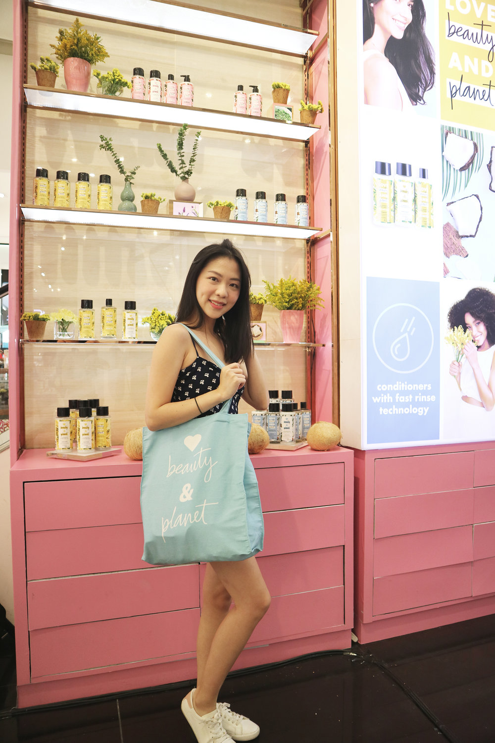 love beauty and planet summer collection launch philippines