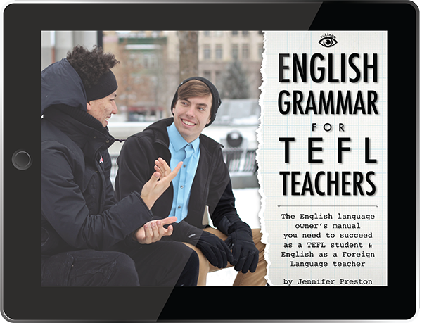 English Grammar for TEFL eBook ipad.png
