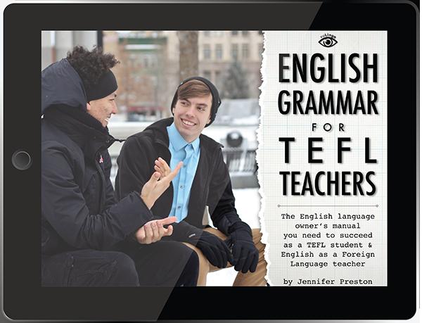 English Grammar for TEFL eBook ipad.png