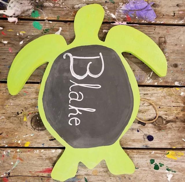 Sea Turtle $30