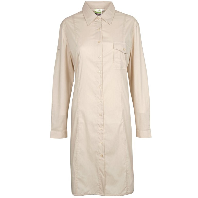 Ladies Longer Length Uniform Shirt