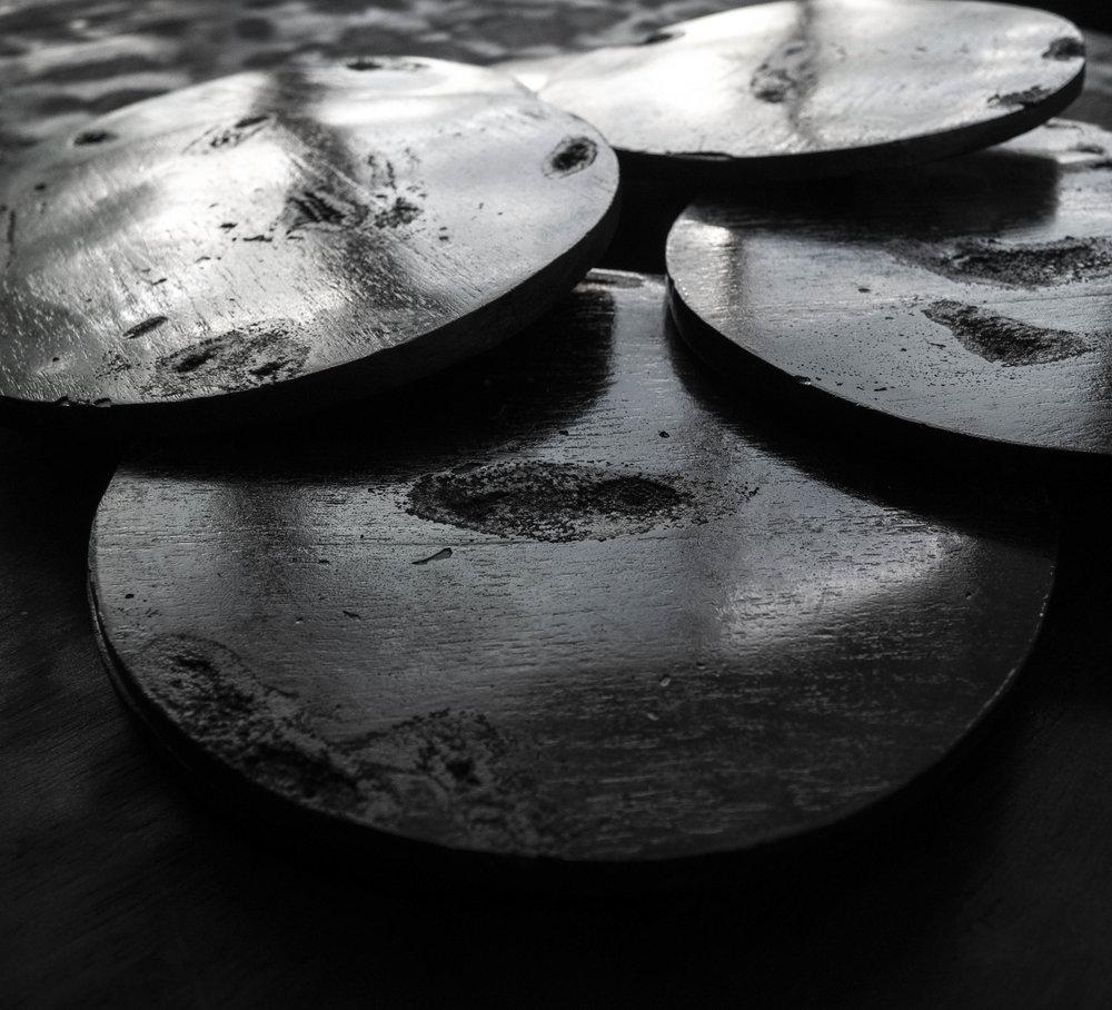 Medium Sized Plates - USA - Commission