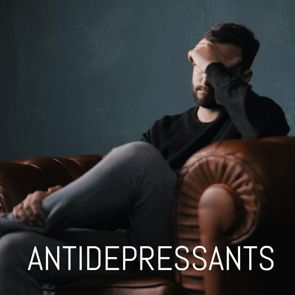ALTERNATIVE TO ANTIDEPRESSANTS