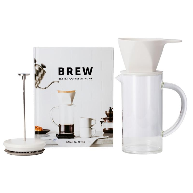 The Brew Set for Coffee Lover