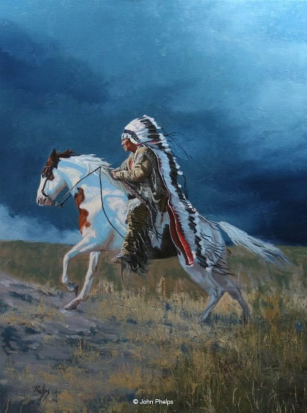 1d20ee05ed0 Favourites on Friday - The American Indian Horse - Medicine Hat and ...