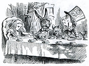 Sir John Tenniel - Alice in Wonderland.jpg