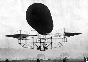Etienne Oehmichen's experimental helicopter.jpg