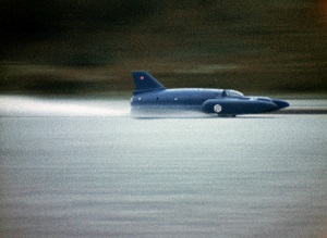 Donald Campbell and Bluebird K7 on final run (Sheppane).jpg
