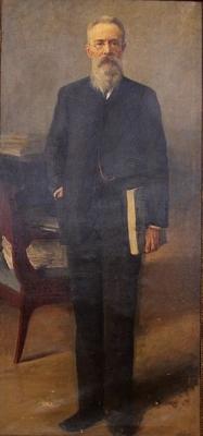 Nikolai Rimsky-Korsakov ~ Emil Wiesel
