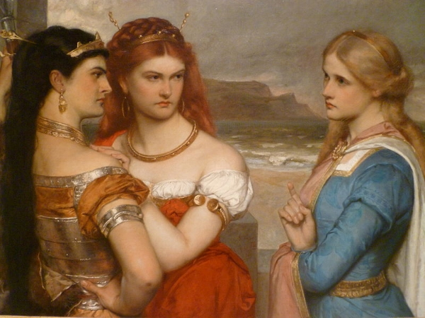 Gustav Pope - The Three Daughters of King Lear.JPG