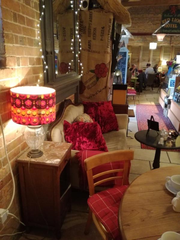 The Barn Café