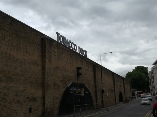 Tobacco Docks