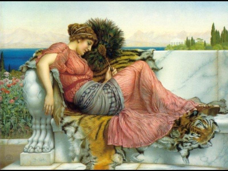 'Amaryllis' (1903)