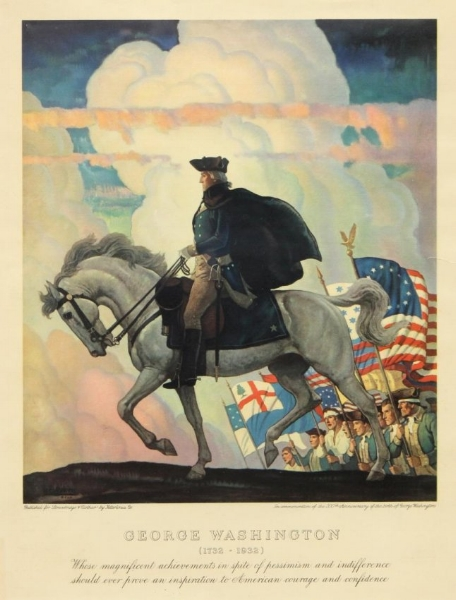 'George Washington' (1932)